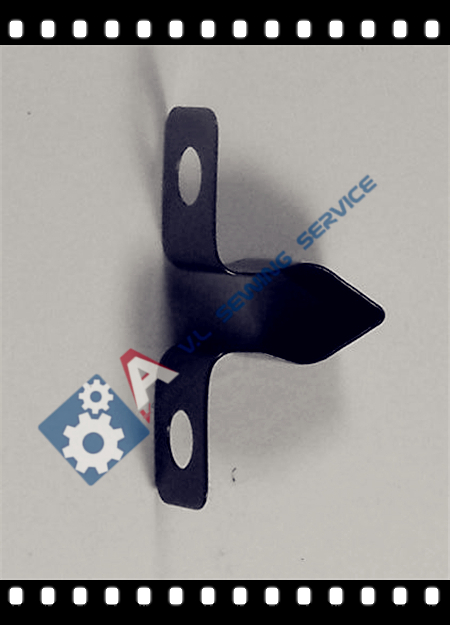 STOPPER FOR FRAME SUPPORT BRAC